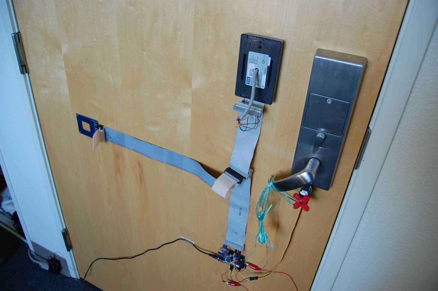 electronic door lock evolution speedy signals