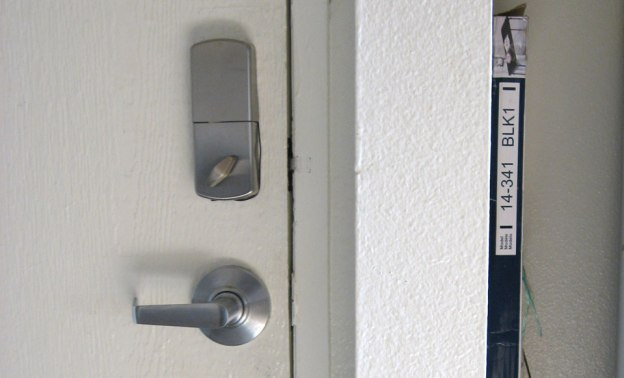 Electronic Door Lock Evolution Speedy Signals