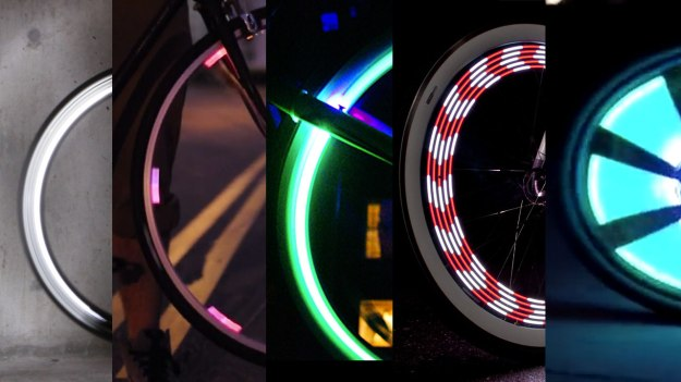 Bike light designs